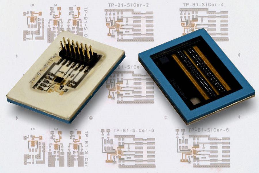 Sensor-Träger